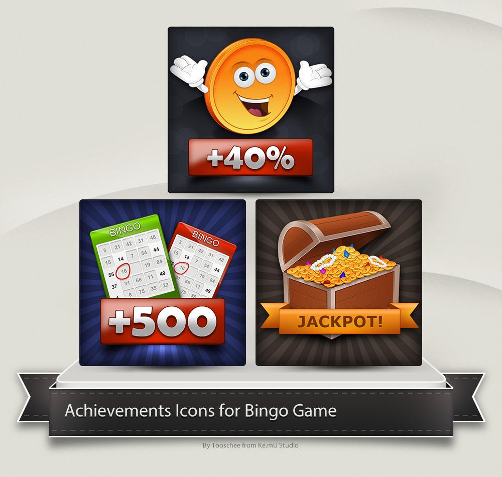 Bingo game Achievements