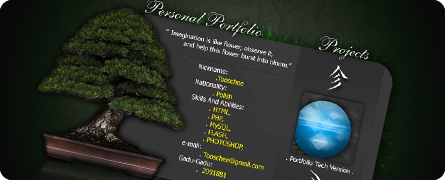 Bonsai Portfolio