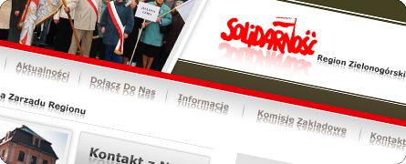 Solidarność - Region Zielongórski