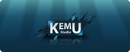 Ke.mU Studio Splash Screen