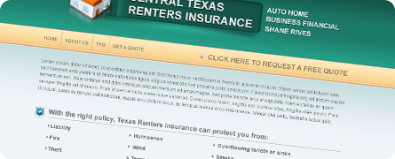 Central Texas Renters Insurance