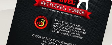 Kettlebell Instructor Poster